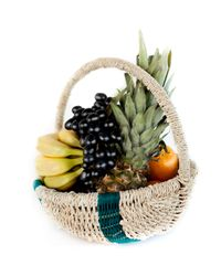 Tropical basket. Chelyabinsk